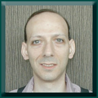 [photo of 1997 World Scrabble Champion Joel Sherman]